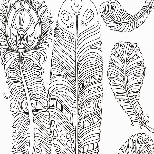 Color Me Calm - Enlightened Coloring