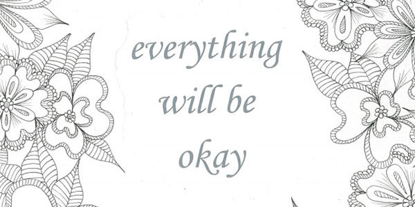 Just Breath Relax And Again This Coloring Sheet Has Got Your Back